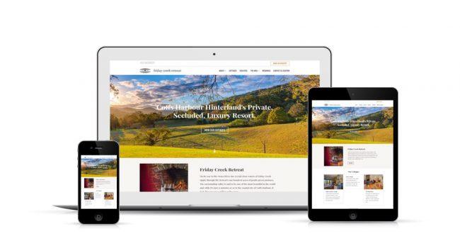 Ginat Media Website