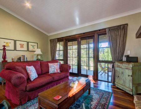 Friday Creek Retreat | Cottage for Two Coffs Hinterland
