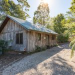 Rustic Exterior Cabin Coffs Harbour Hinterland