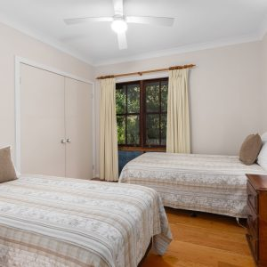 Twin Beds Coffs Harbour Accommodation Friday Creek Retreat