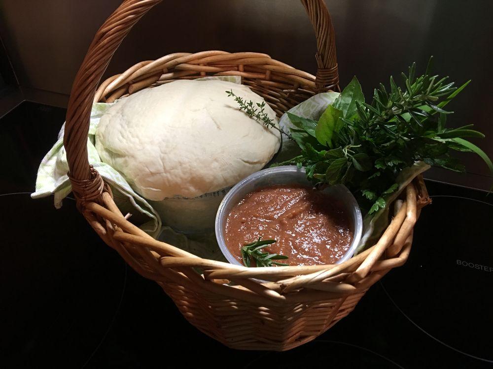 Pizza Dough | Friday Creek Retreat | Romantic Getaway Coffs Harbour