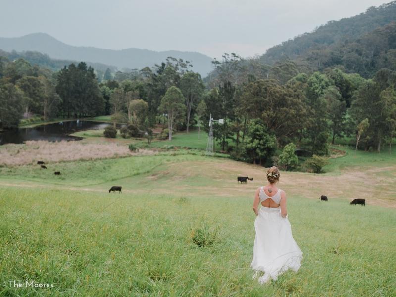 Friday Creek Retreat Country Wedding Venue