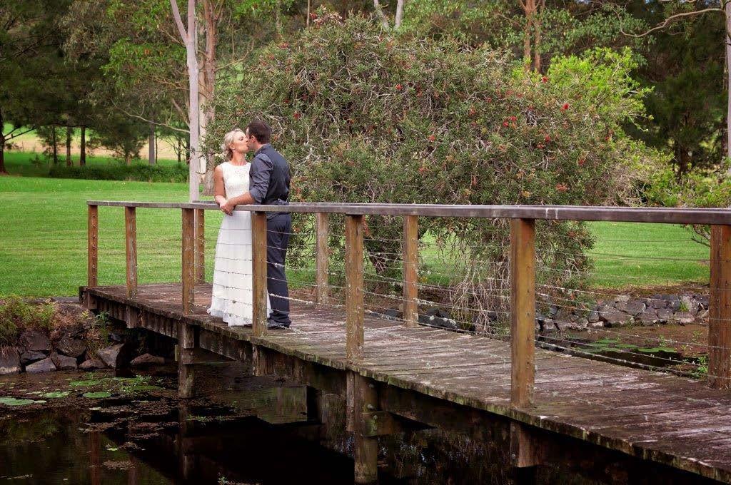 Friday Creek Retreat Rustic Country Wedding