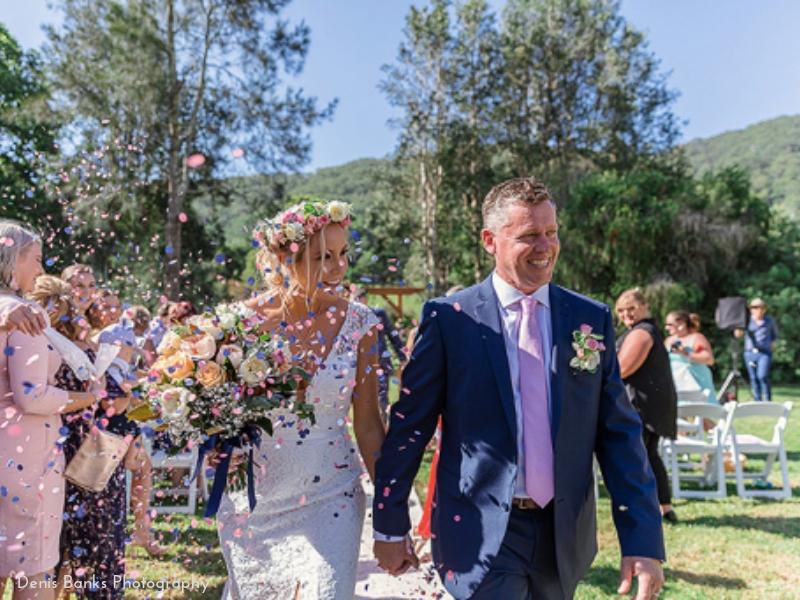 Friday Creek Retreat Orara Valley Wedding Venue