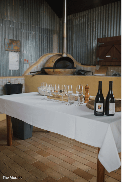 Friday Creek Retreat Wedding Venue BBQ Facilities