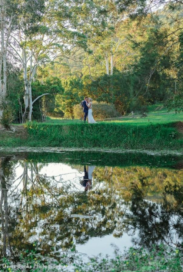 Friday Creek Retreat Nature Coffs Harbour Wedding Venue