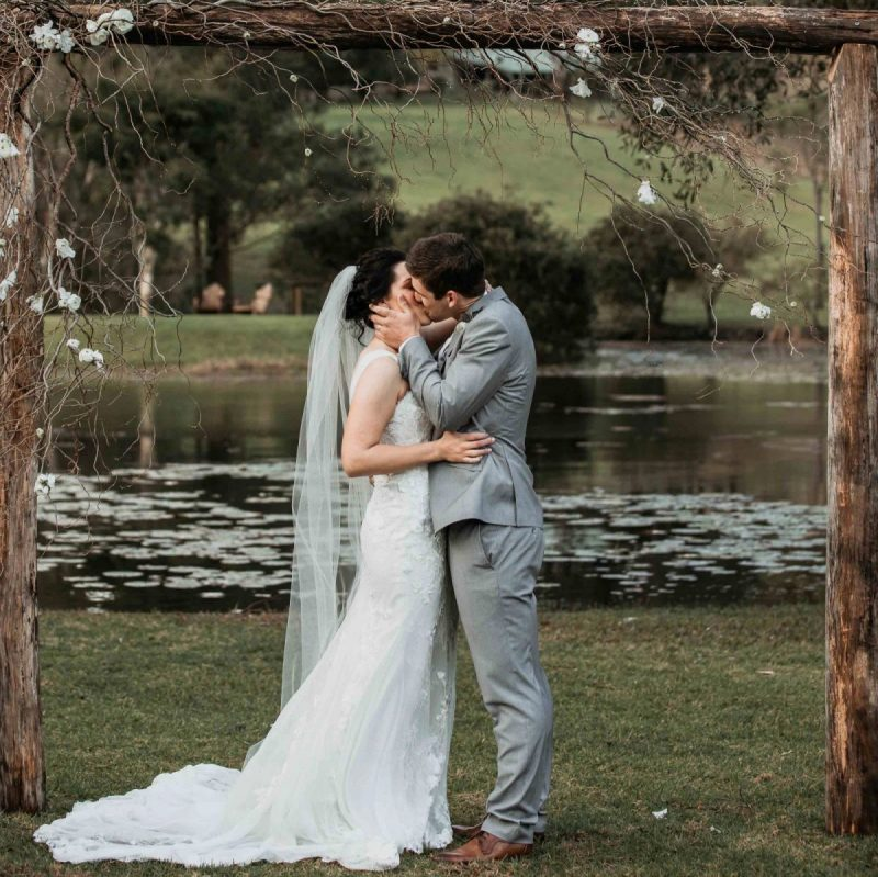 Coffs Harbour Wedding Venue Friday Creek Retreat