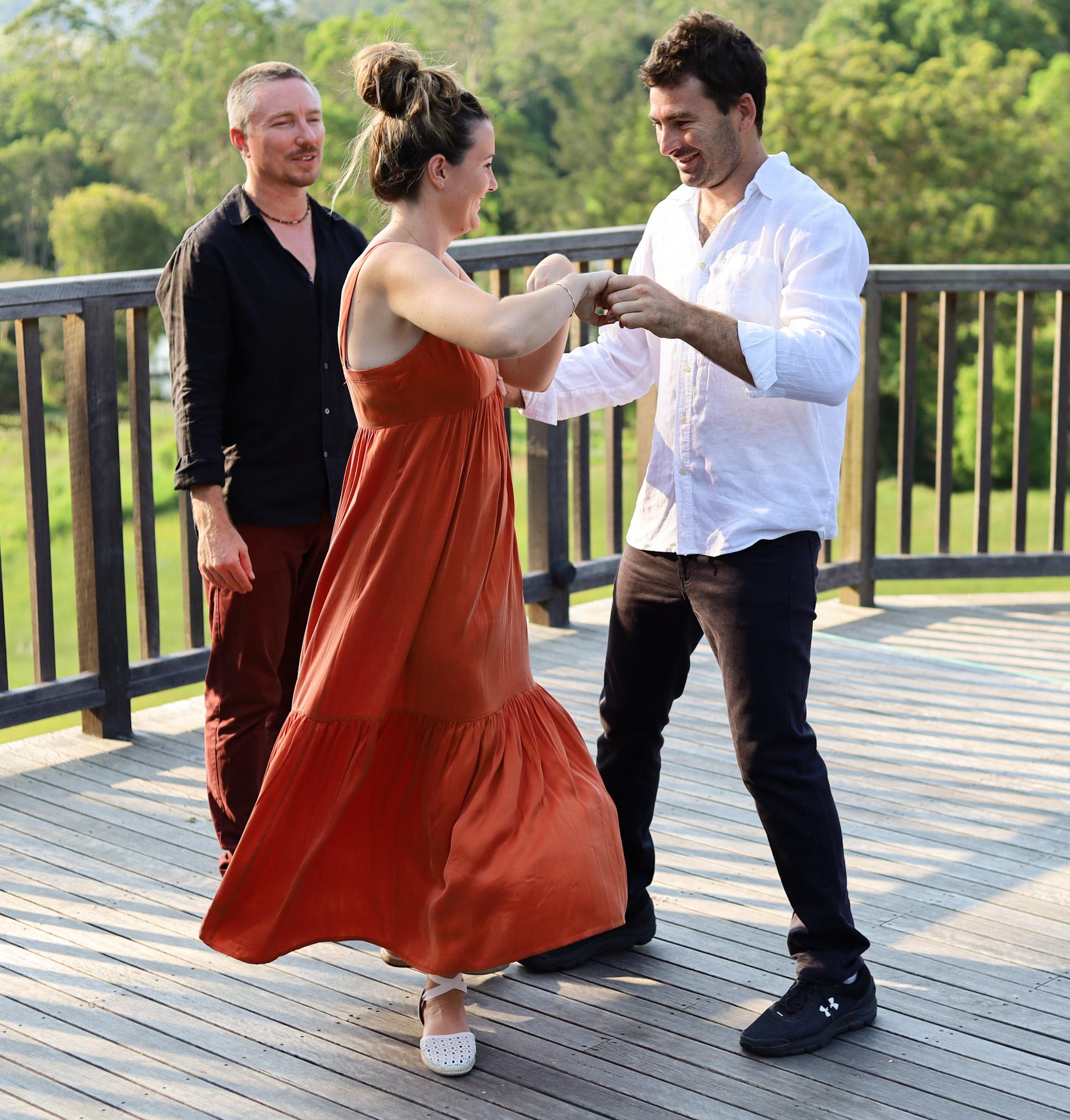 First Dance Coffs Harbour Hinterland Wedding Venue
