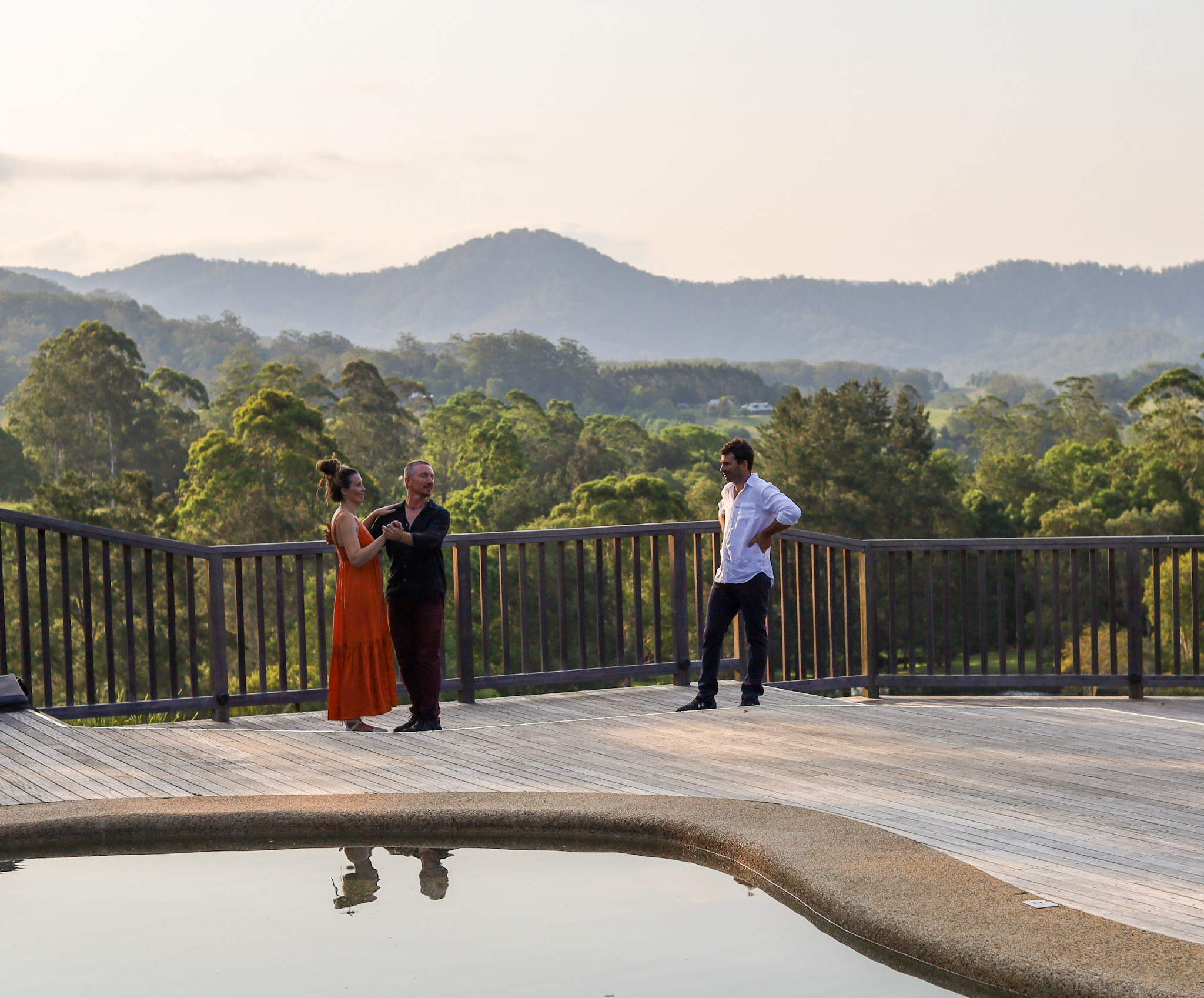 Wedding dance lesson with Corrie Wade Coffs Harbour